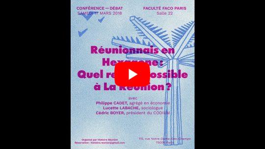 [Vidéo] Réunionnais en Hexagone : quel retour possible à la Réunion ?